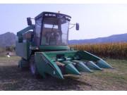 4YZB-4C玉米收获机