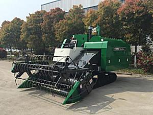 泰州常发4LZ-4型全喂入稻麦联合收割机