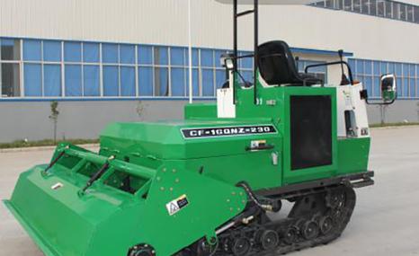 泰州常發1GQNZ-230型履帶自走式旋耕機