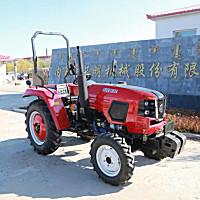长明CM554轮式拖拉机