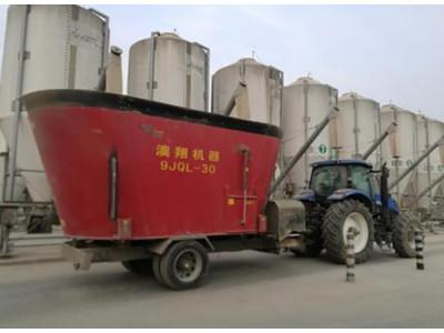淄博翔宇9JQL-30型全混合日粮制备机