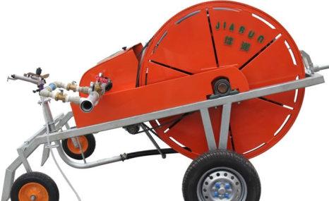 佳潤JP50-180輕小型卷盤式噴灌機
