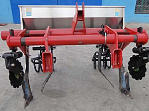 长春市恩达1SFF-220秸秆全覆盖施肥深松机