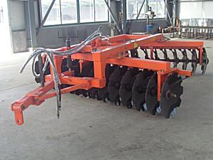 徐州福莱德力1BZ-3.0液压偏置重耙