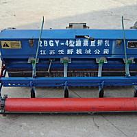 丹鳳2BGY-4谷物播種機