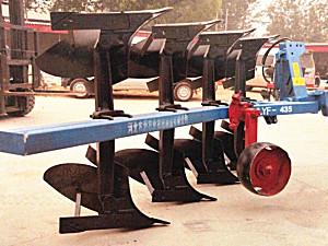 河北农源1LYF-435液压翻转犁