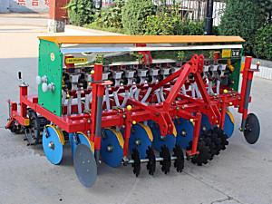 河北神禾2BX-14小麦播种机
