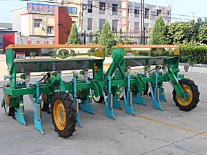 河北神禾2BYCF-6玉米免耕施肥精播机