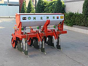 河北神禾2BYMF-3玉米免耕施肥精量播种机