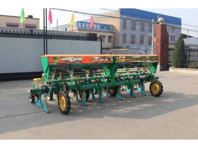 河北神禾2BYMF-8玉米免耕施肥精量播種機