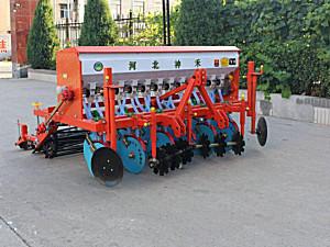 河北神禾2BXF-12小麦播种机