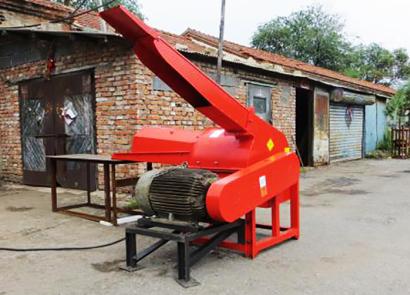 凤城鑫和9R-60型秸秆揉丝机