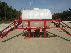 佳盛机械3WPX-1000悬挂式喷杆喷雾机