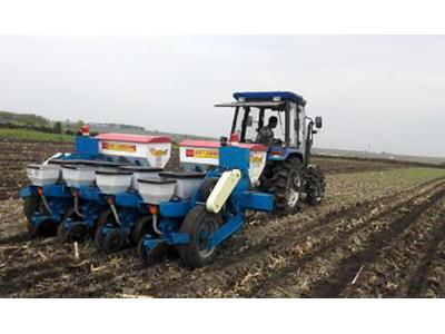 遼寧實豐2BMZF-4免耕施肥播種機