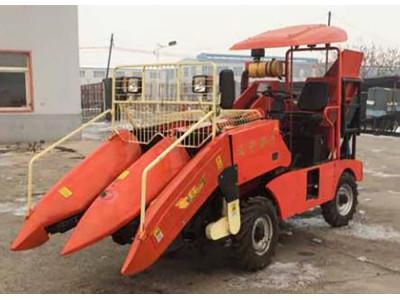 遼寧實豐4YZ-2B型自走式玉米收獲機