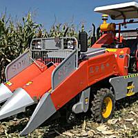实丰4YZ-2C玉米收获机