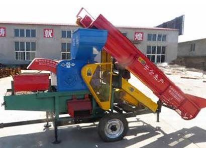 润达鑫盛5TY-80-310型全自动玉米脱粒机
