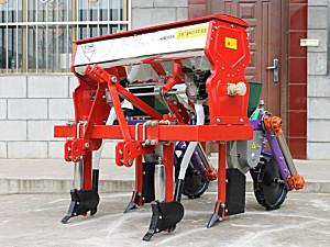 西安户县双永2BMF/S-2玉米免耕精量播种机