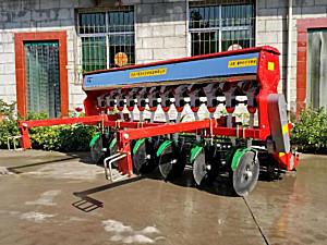 西安户县双永2BXP-12谷物播种机
