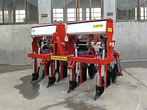 西安户县双永2BJFZ-4玉米精量施肥播种机