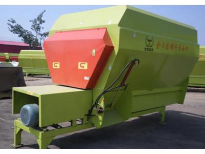 诺达金农9TMRW-12全日粮饲料制备机