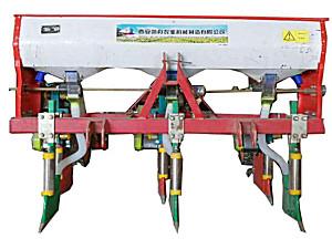 西安新舟2BFY-3玉米免耕精量播种机