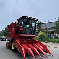 冀新4YZB-4L玉米收獲機
