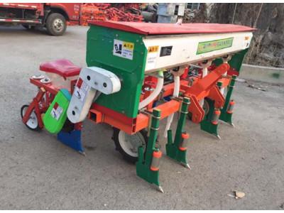 霸州喜耕2BYSF-4玉米施肥精量播种机