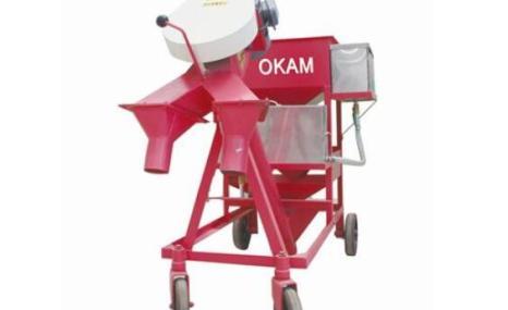 奥凯5BY-2.0种子包衣机