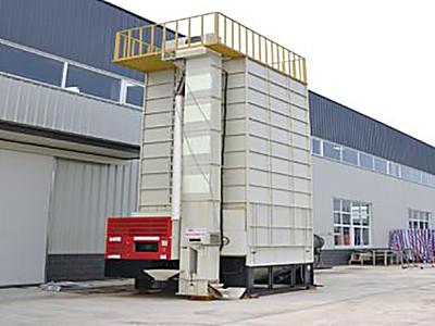 川龙5H-10循环式谷物烘干机