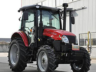 川龙CL904型轮式拖拉机