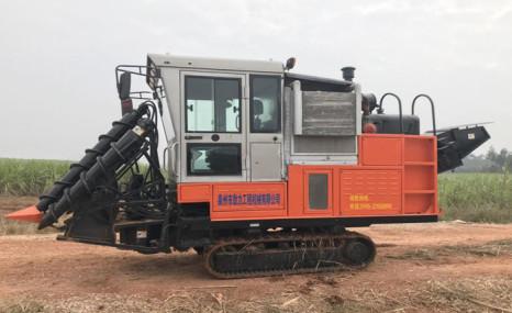 泉州勁力4GL-1整桿式甘蔗聯合收獲機