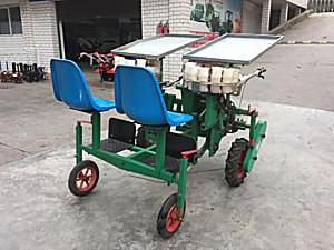 小金刚2ZBZ-2A型自走式移栽机