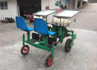 小金剛2ZBZ-2A型自走式移栽機