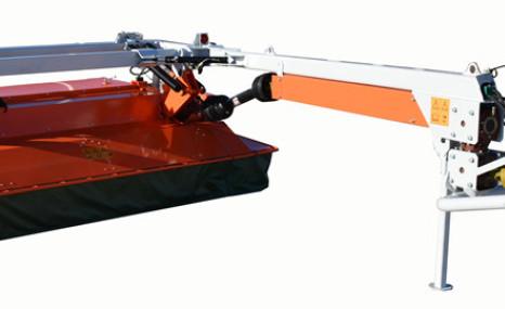 華德9GBXQ-3.0割草壓扁機