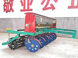 雍盛2BT-11型玉米免耕精量播种机