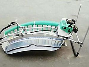 永康松崎4CS-110双人采茶机