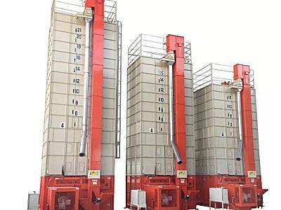 久保田5HX-12批式循环谷物干燥机