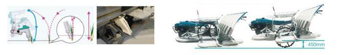 东华牌2ZX-430/630型手扶插秧机