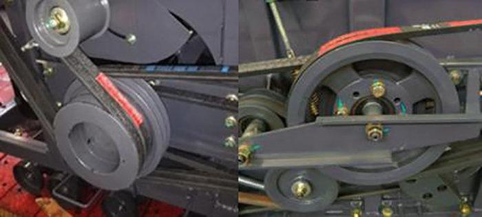 东风4LZ-5.0Z/5.2Z型全喂入联合收割机