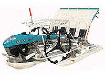 東華牌2ZX-430/630型手扶插秧機