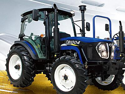 山东川国TB1004轮式拖拉机