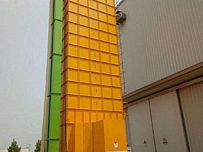 雷沃5HXY-30批式循環谷物干燥機
