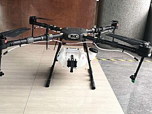 江西中轻3WWDZ-10B农业植保无人机