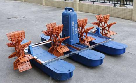 一品江龙YC-1.5水车式增氧机
