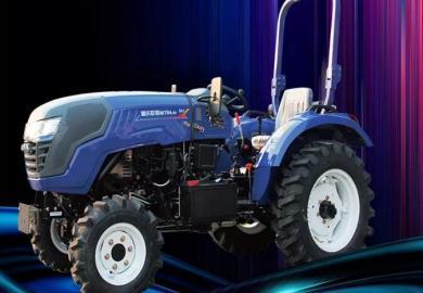 雷沃欧豹M704-EF Mini轮式拖拉机