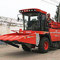巨明4YZP-4A1玉米收获机