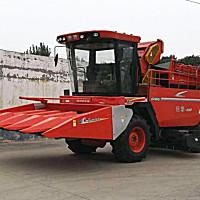 巨明4YZP-5C1玉米收获机