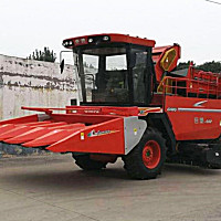 巨明4YZP-4H1玉米收获机