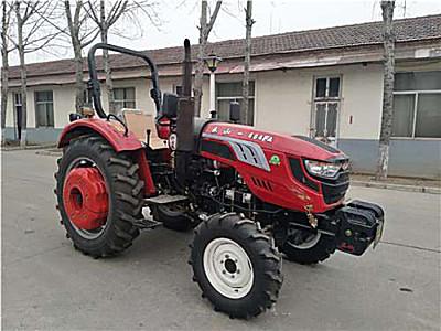 泰安泰山604FA輪式拖拉機